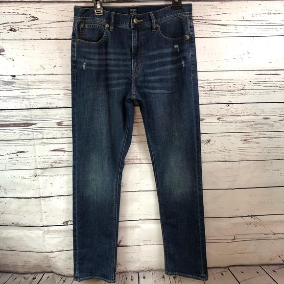J. Crew Other - J Crew Men's Jeans The Sutton straight Leg 31X32